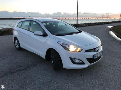 begagnad Hyundai i30 1.6 CRDi Kombi (110hk) -13