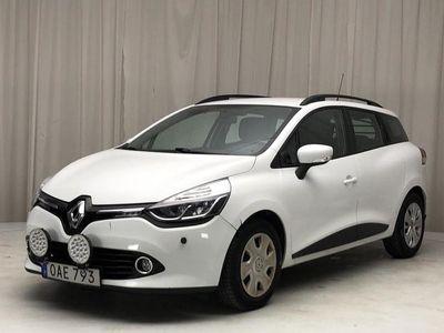begagnad Renault Clio IV 1.5 dCi Sports Tourer
