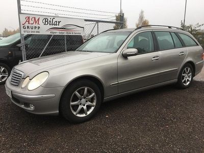begagnad Mercedes E320 CDI 5G-Tronic 204hk -05