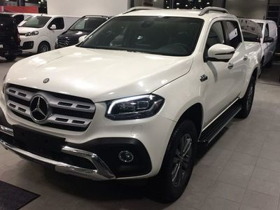 begagnad Mercedes X350 XD POWER EDITION 4MATIC