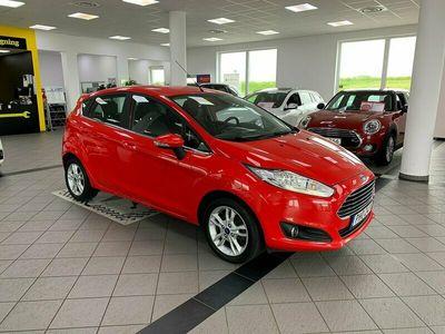 begagnad Ford Fiesta 5-dörrar 1.0 EcoBoost Powershift Euro 6 100hk