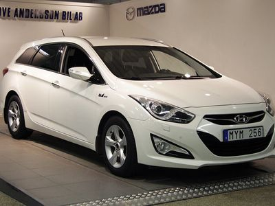 begagnad Hyundai i40 1.7 CRDi Kombi Businness 136 hk