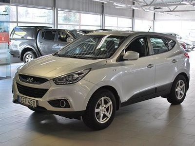 begagnad Hyundai ix35 1.7 CRDi Select