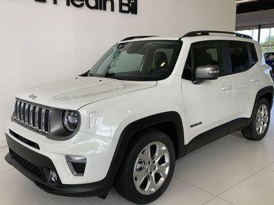 begagnad Jeep Renegade 1,3 Aut 150hk LIMITED FWD / / *Kampanj!*