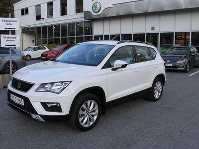 begagnad Seat Ateca 1.6 TDI Ecomotive DSG 2019, SUV 205 000 kr