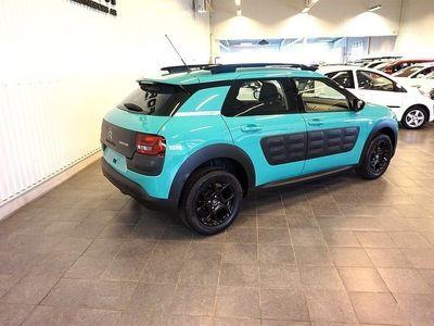 begagnad Citroën C4 Cactus CROSSOVER HAPPY EDITION *KAMPANJ*