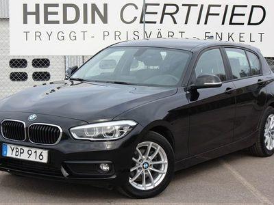begagnad BMW 118 i Advantage 136 hk