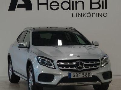 brugt Mercedes GLA200 AMG Panorama Backkamera Apple-Carplay Keyless GO DEMO