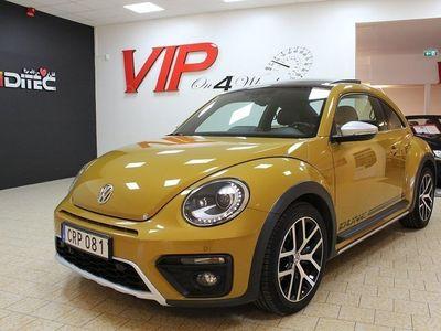 begagnad VW Beetle The(150hk) DUNE Taklucka