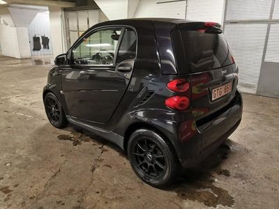 begagnad Smart ForTwo Coupé 71hk