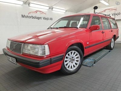 begagnad Volvo 945 2.3 Classic 135hk drag