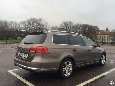 begagnad VW Passat TDI 170 DSG 4M BMT GT -11