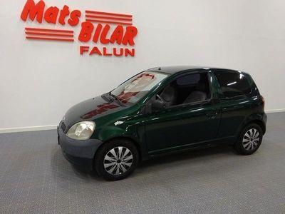 begagnad Toyota Yaris 1,3 3d Manuell 68 Hk