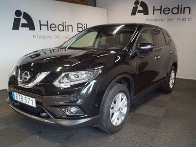 begagnad Nissan X-Trail 1.6 dCi DPF 7Acenta VisionPack -sits 130hk