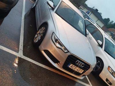 begagnad Audi A6 dieselvärmare automat