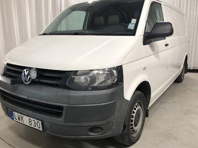brugt VW Transporter T5 2.0 TDI (140hk)