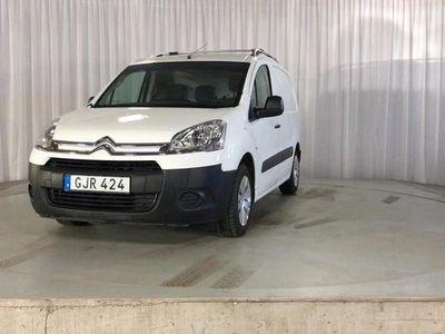 begagnad Citroën Berlingo III 1.6 HDi Skåp 2014, Transportbil 65 000 kr - 75 000 kr