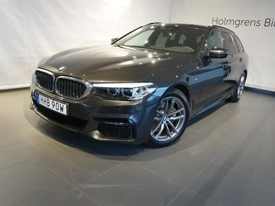 begagnad BMW 520 D xDrive Touring M Sport Connected Winter Drag