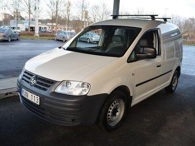 gebraucht VW Caddy Skåp Comfort EcoFuel 109hk Värmare Drag