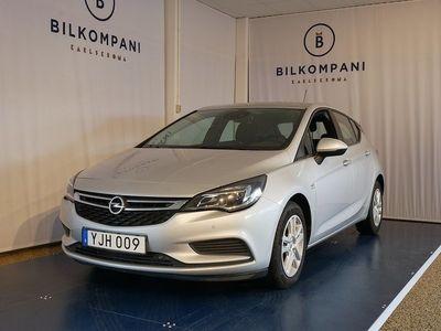 begagnad Opel Astra Enjoy 5d 1,6 CDTi 110 hk*Skattefri*