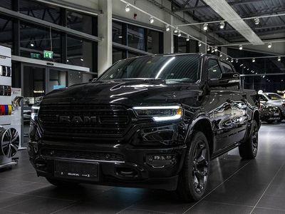 begagnad Dodge Ram Limited Night Edition OMG LEV 2021 MY