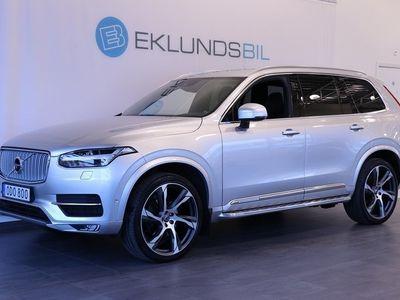 usado Volvo XC90 D5 AWD Inscription 360° (235hk) -17