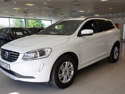brugt Volvo XC60 D4 AWD Momentum Business Edition, Drag, On Call, 2 år/3000