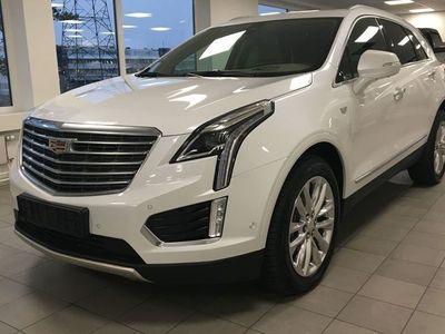 begagnad Cadillac XT5 Platinum 3,6L V6 314hk AWD