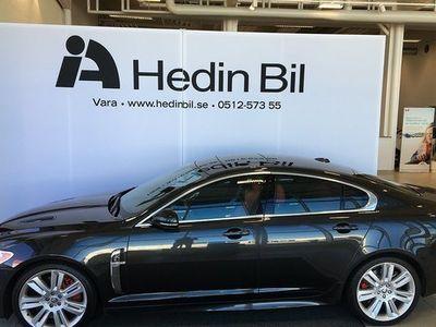 begagnad Jaguar XF SUPERCHARGE 5.0 V8 | UNIK BIL | 2011, Personbil 345 000 kr