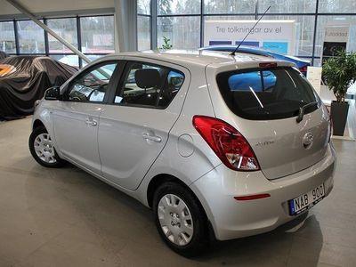 begagnad Hyundai i20 Select 1,2 5D - NYBILS 2012, Kombi 84 900 kr