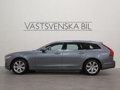 begagnad Volvo V90 D4 Momentum 190HK / VOC
