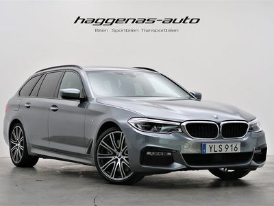 begagnad BMW 540 i Touring xDrive / M-Sport / SE SPEC
