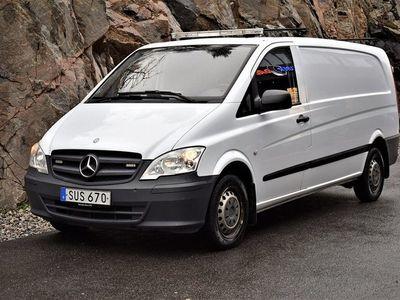 begagnad Mercedes Vito 110 CDI