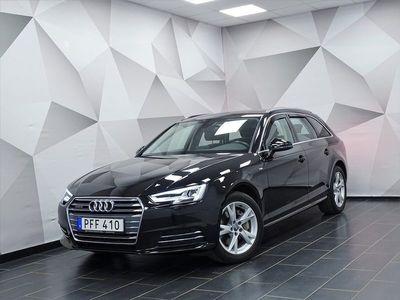 begagnad Audi A4 Avant 2.0 TDI Quattro Värmare/Drag/SoVhjul