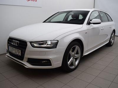 gebraucht Audi A4 Avant 2.0 TDI 150HK q