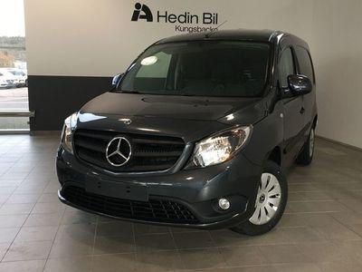 begagnad Mercedes Citan 109 - Benzcdi ( 95 hk) LÅNG SKÅP