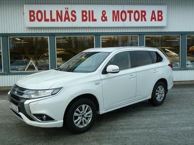 brugt Mitsubishi Outlander P-HEV 2.0 Hybrid 4WD CVT Euro 6 203hk
