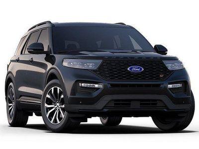 begagnad Ford Explorer Explorer3,0T V6 450hk PHEV ST-