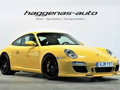 begagnad Porsche 911 Carrera S 997 / Keramiska / BOSE