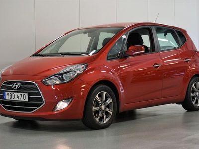 begagnad Hyundai ix20 1.6 Auto, Nybilsgaranti, Nyservad, SoV-Däck