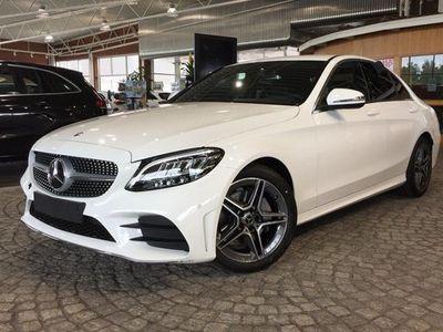 begagnad Mercedes C200 C Benzd AMG Line & Drag 2020, Sedan 403 500 kr