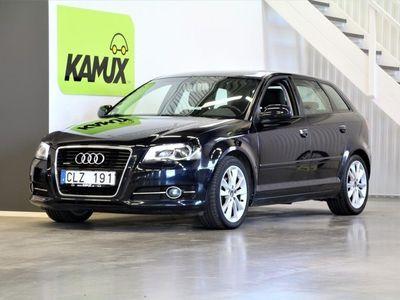 begagnad Audi A3 Sportback 2.0 TDi | Quattro | Drag -11