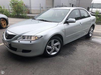 brugt Mazda 6 Sedan 2.0 141hk 10700 mil Kamkedja -03
