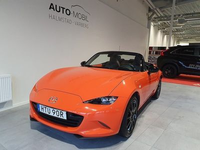 begagnad Mazda MX5 2.0 184hk 30th Anniversery soft top