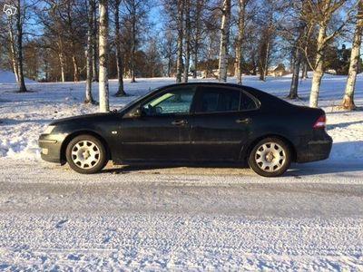 begagnad Saab 9-3 2.0T SS VECTOR Aut/Sentronic -03