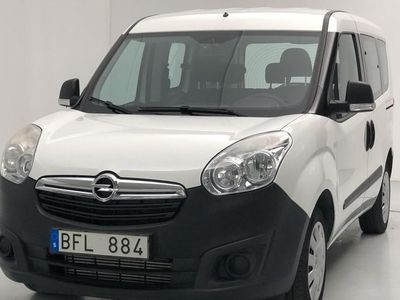 begagnad Opel Combo Tour 1.4 CNG