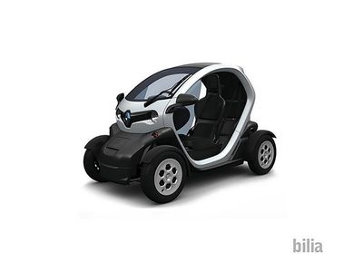 gebraucht Renault Twizy Intens 80 A Vit m.batteri -18