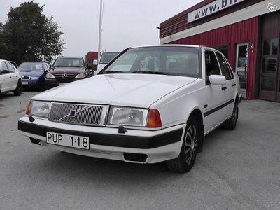 usado Volvo 460 GL Påkostad Gotlandsbil i Toppskick!