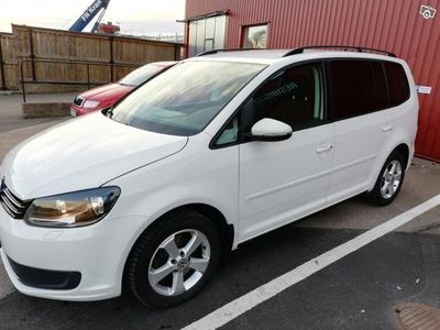 gebraucht VW Touran 1,4 TSI EcoFuel -12