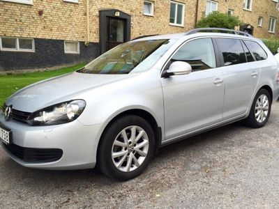 begagnad VW Golf 1,6 TDI BMT DSG7 Backkamera -12